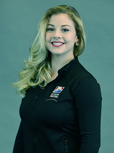 gracie gold headshot