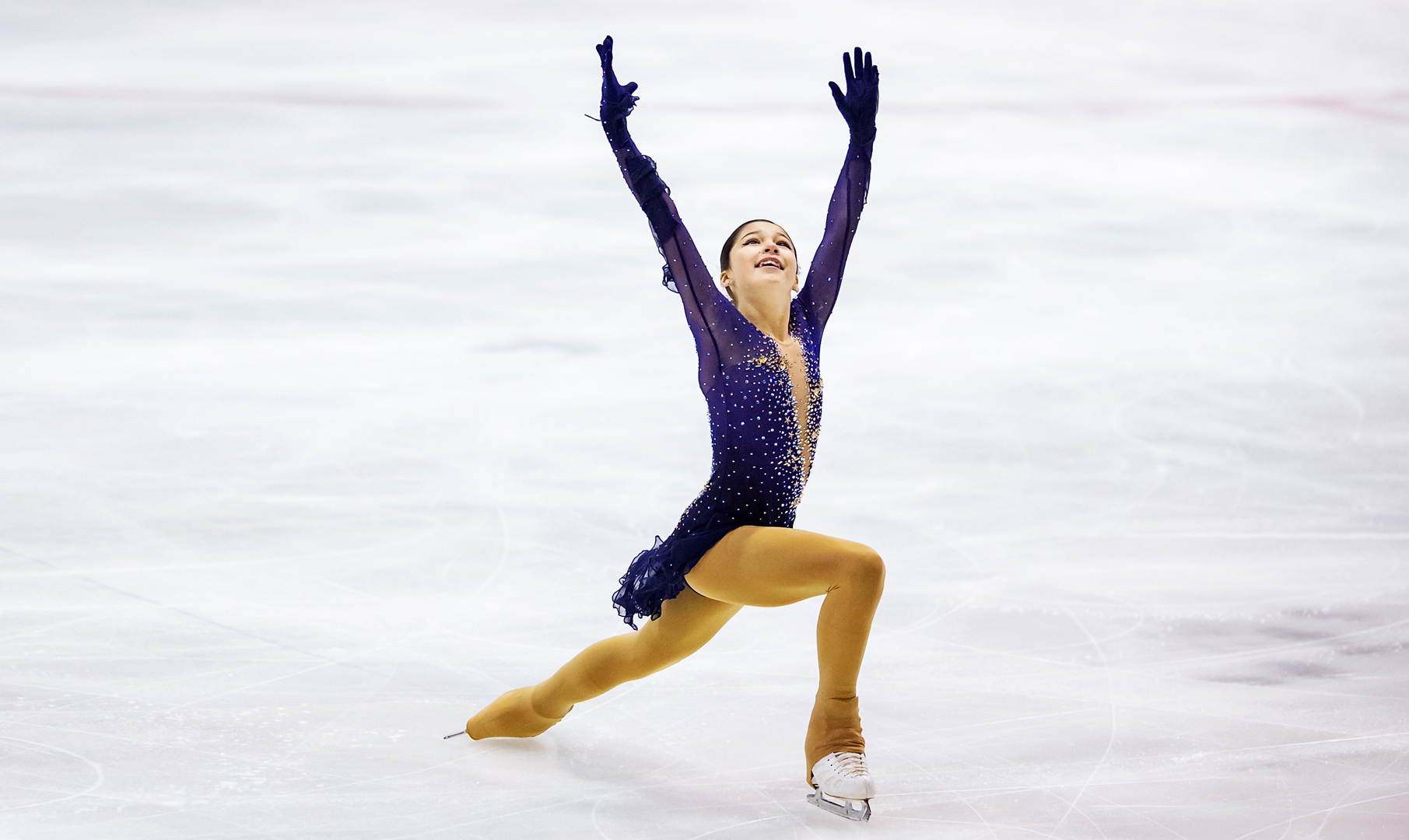 Alysa Liu at the U.S. Championships in 2019