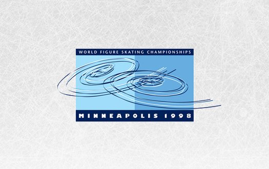 Logo for the 1998 World Championships