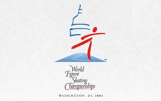 Logo for the 2003 World Championships