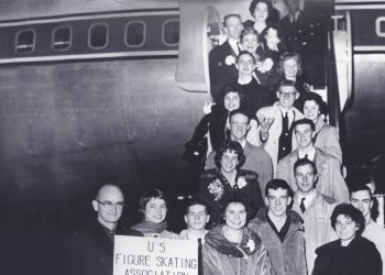 Victims of 1961 plane crash that created the Memorial Fund.