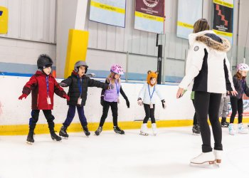 Aspen Ice Arena group lessons