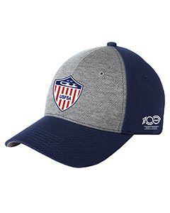 Hat with 100 years logo